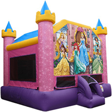 Disney Princess Deluxe Bounce