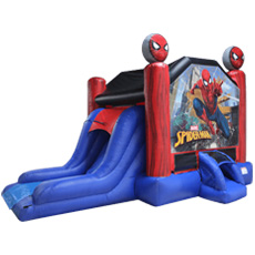 Spiderman Deluxe Combo Slide