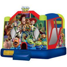 Toy Story Bounce House Combo