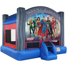 Justice League Deluxe Bounce