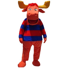 Backyardigans Tyrone Moose